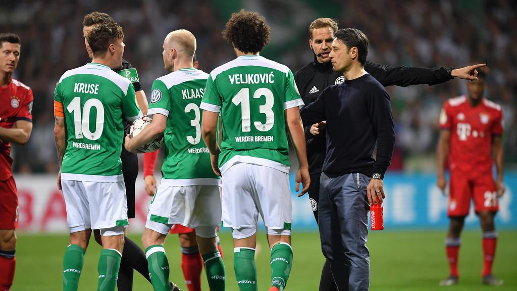 Für Niko Kovac war die Elfmeterentscheidung richtig