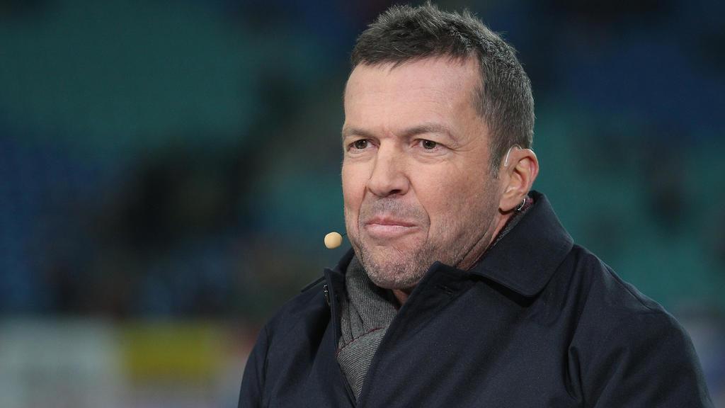 Lothar Matthäus kritisiert den BVB und Trainer Lucien Favre