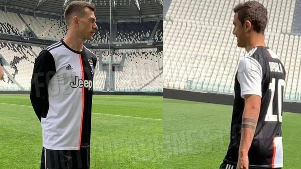 So sieht das neue Juve-Trikot aus (Quelle: footyheadlines.com)
