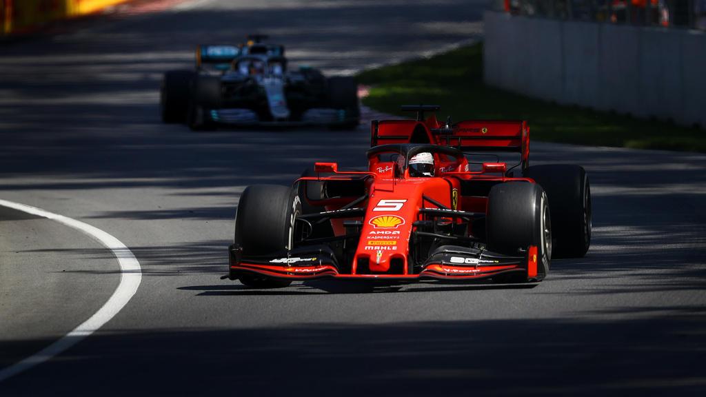 Vettel wurde in Montreal hart bestraft