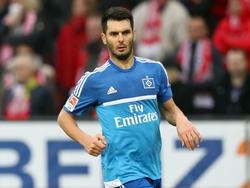Emir Spahić ist beim HSV suspendiert worden