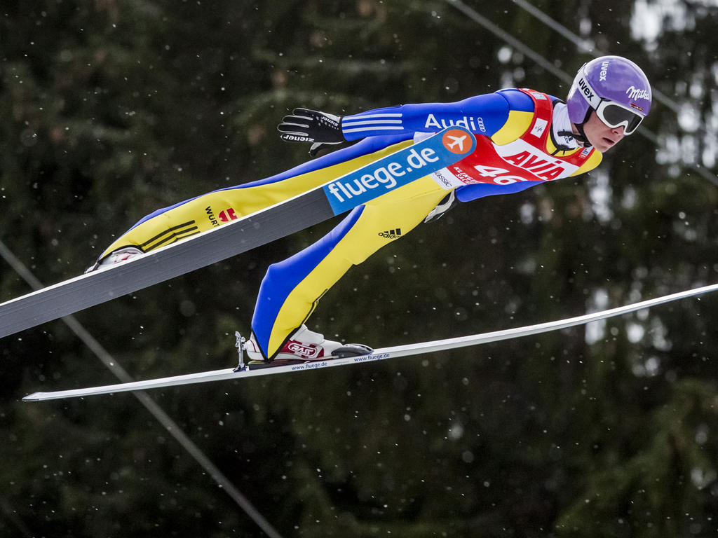 Andreas Wellinger verpasste das Podest in Sapporo