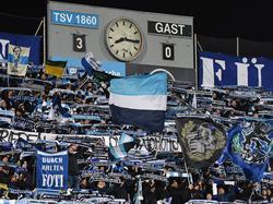 Der TSV 1860 München spielt wieder im Stadion an der Grünwalder Straße