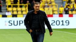 Lässt BVB-Sportdirektor Michael Zorc Tashreeq Matthews ziehen?