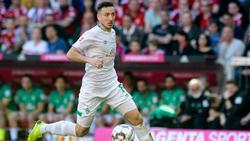 Fällt nach einer Knie-Operatin länger für Werder Bremen aus: Kevin Möhwald