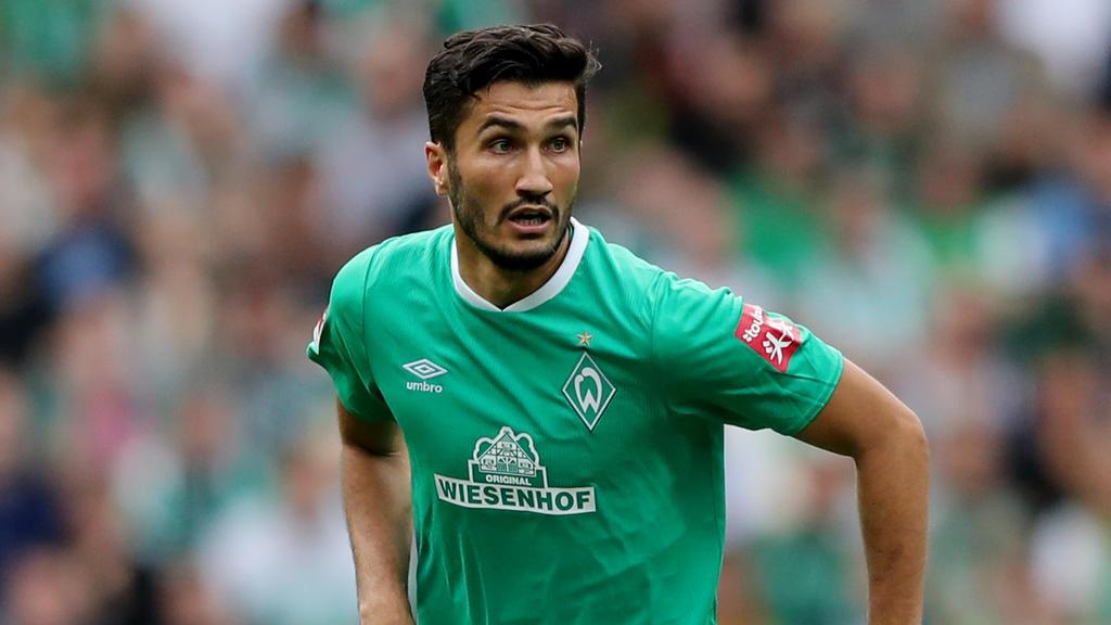 Nuri Sahin ist bei Werder Bremen zum Führungsspieler aufgestiegen