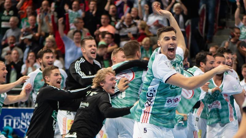 Hannover-Burgdorf bezwingt Flensburg-Handewitt im DHB-Pokal