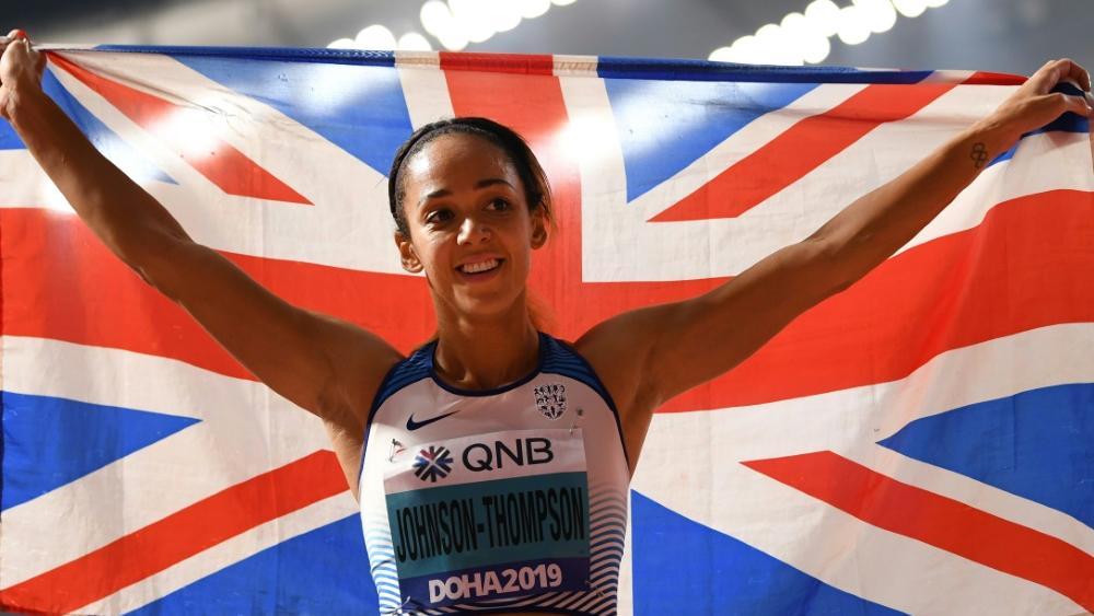 neueste auswahl Kundschaft zuerst Brauch Leichtathletik-WM: Katharina Johnson-Thompson entthront ...