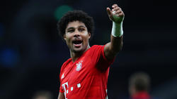 Serge Gnabry spielt seit Sommer 2018 für den FC Bayern München