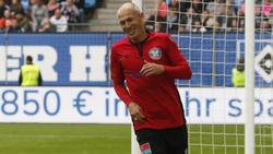 Arjen Robben genießt den Ruhestand