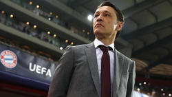Niko Kovac wird von Friedhelm Funkel der Rücken gestärkt