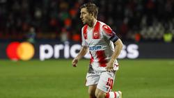 Denkt aktuell nicht über eine Rückkehr in die Bundesliga nach: Marko Marin