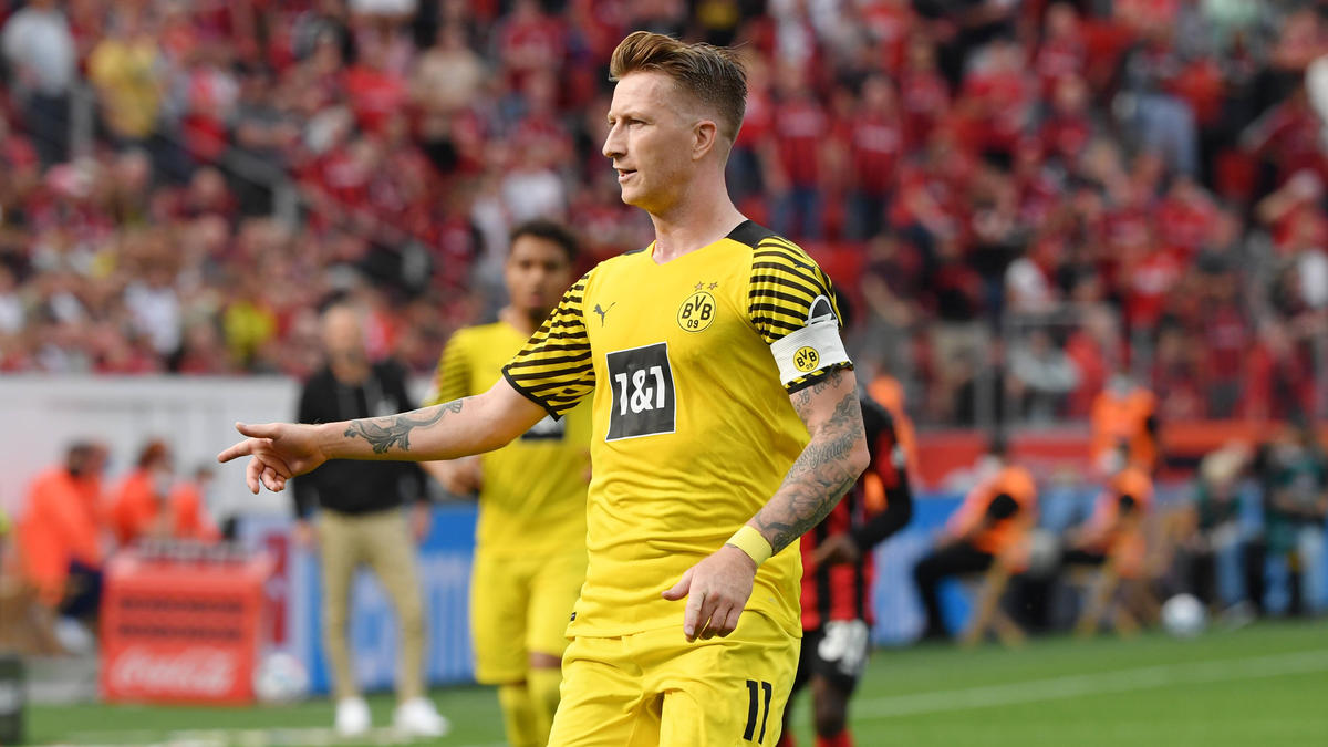 Marco Reus sorgt für Zoff zwischen dem FC Bayern und dem BVB