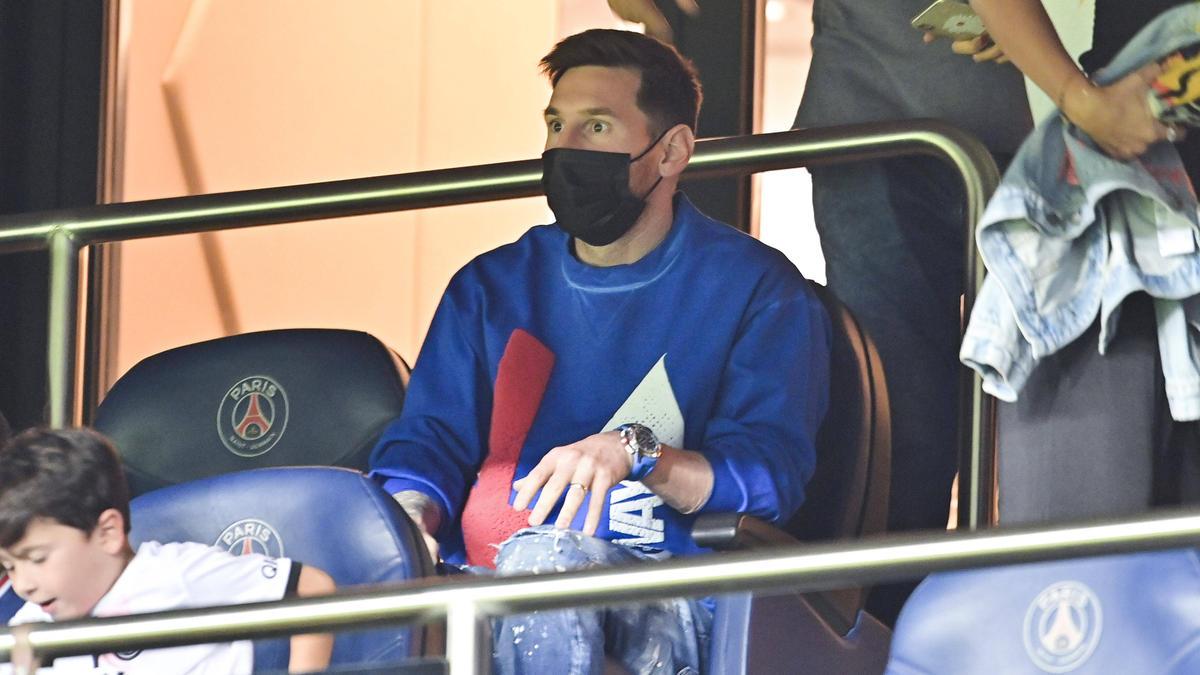 Lionel Messi hat einen Rekord aufgestellt