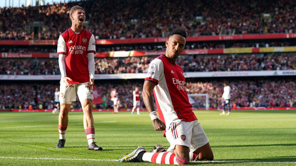 Furiose erste Halbzeit des FC Arsenal