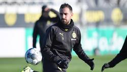 Paco Alcácer könnte den BVB in Richtung Spanien verlassen