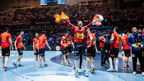 Spanien ist zum zweiten Mal Handball-Europameister