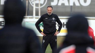 Pellegrino Matarazzo ist neuer Trainer des VfB Stuttgart