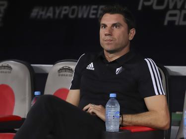 Leandro Cufré no se sentará más en el banquillo de Atlas.
