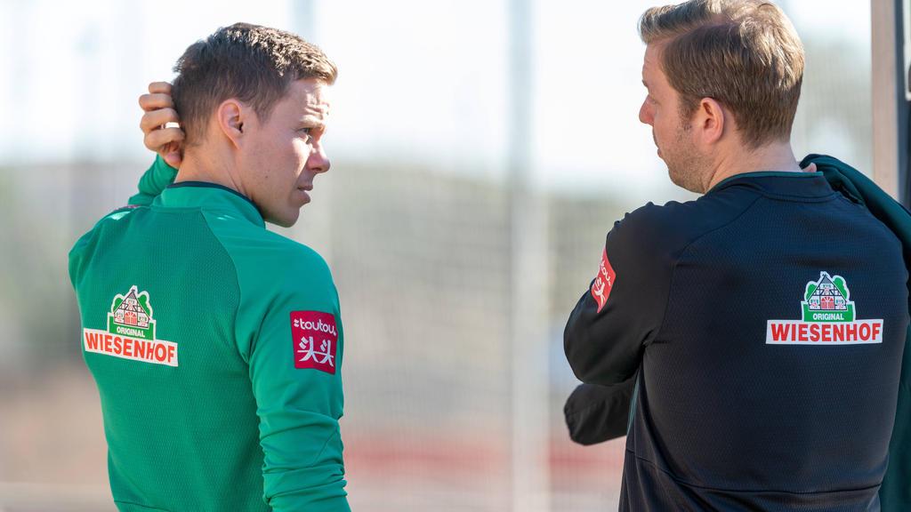 Niklas Moisander ist Kapitän des SV Werder Bremen