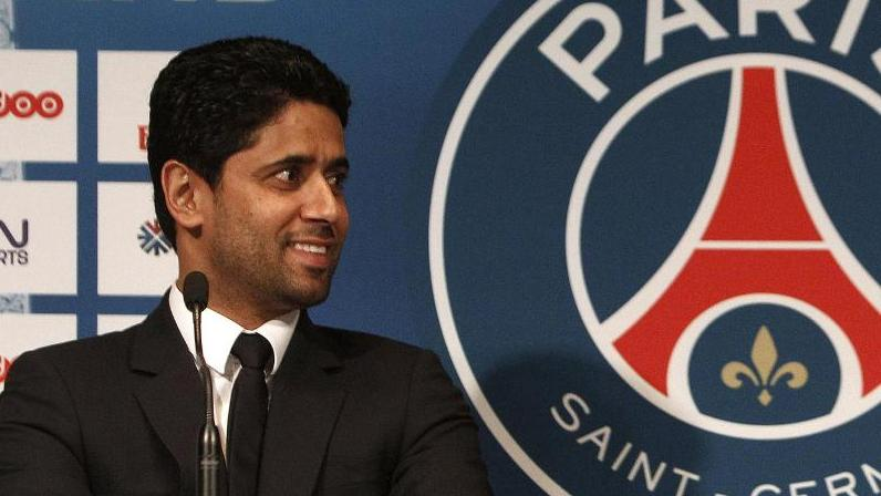 PSG-Boss Al-Khelaifi wurde in der Schweiz angeklagt