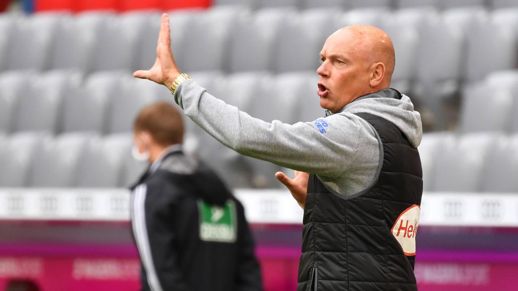 Uwe Rösler kann gegen die TSG Hoffenheim wieder auf Kaan Ayhan bauen