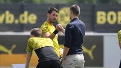 Roman Bürki hat beim BVB verlängert