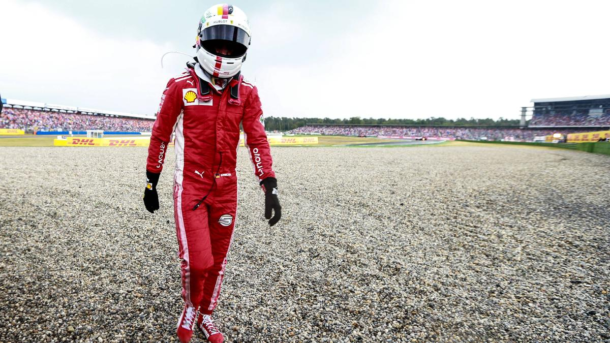 Keine Formel-1-Rennen mehr in Hockenheim - ungewisse Zukunft von Vettel