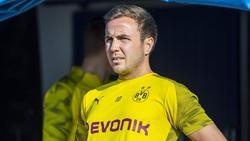 Wie geht es für Mario Götze nach dem BVB-Aus weiter?