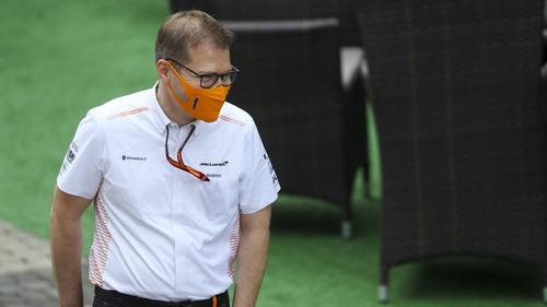 Andreas Seidl wird von seinen Fahrern für seine Teamführung gelobt