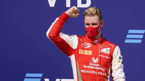 Mick Schumacher ist 2021 Stammfahrer in der Formel 1