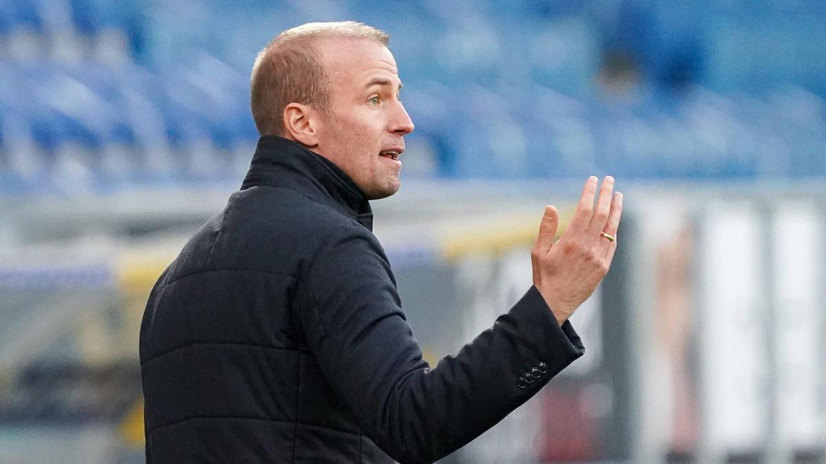 Sebastian Hoeneß und die TSG Hoffenheim wollen in der Europa League weiterkommen