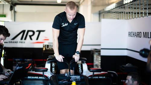 Nikita Mazepin wurde von FIA-Präsident Jean Todt angezählt