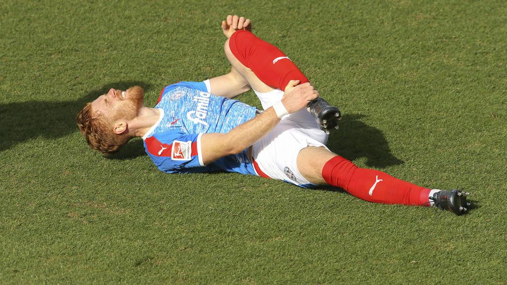 Mikkel Kirkeskov fehlt Kiel aufgrund einer Verletzung