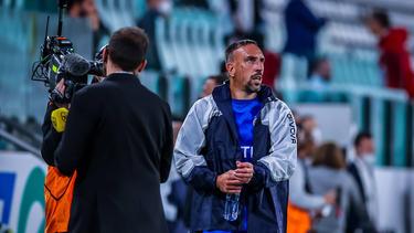 Franck Ribéry verließ 2019 den FC Bayern