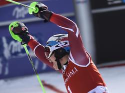 Slalom-Sieg!!