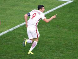 Robert Lewandowski nährt die WM-Hoffnungen der Polen