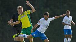 Wolfsburger spielen 1:1 gegen Norwich City