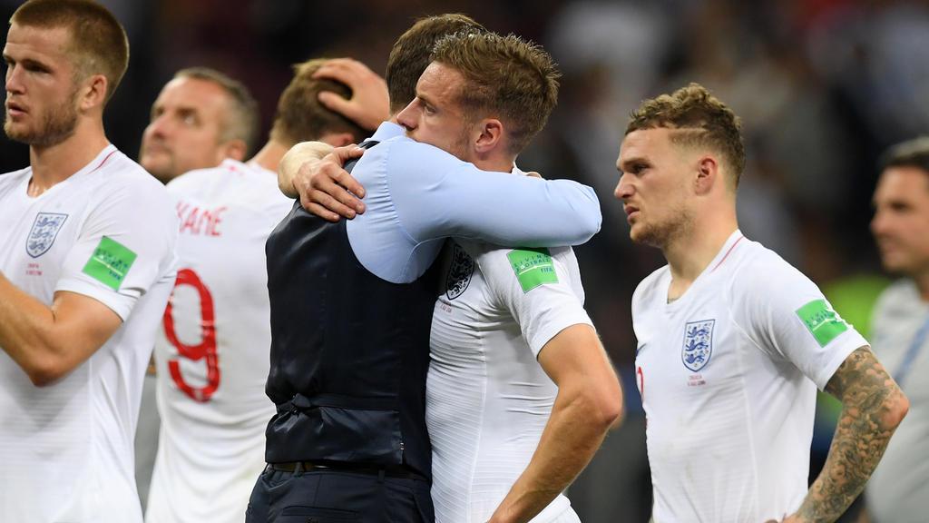 Trotz der Pleite blicken die Engländer positiv in die Zukunft