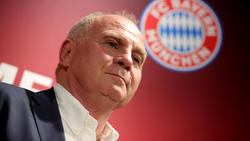 Bayern-Präsident Uli Hoeneß hat sich zum Spiel gegen den BVB geäußert