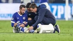 Schalke-Stürmer Mark Uth verpasst das Revierderby