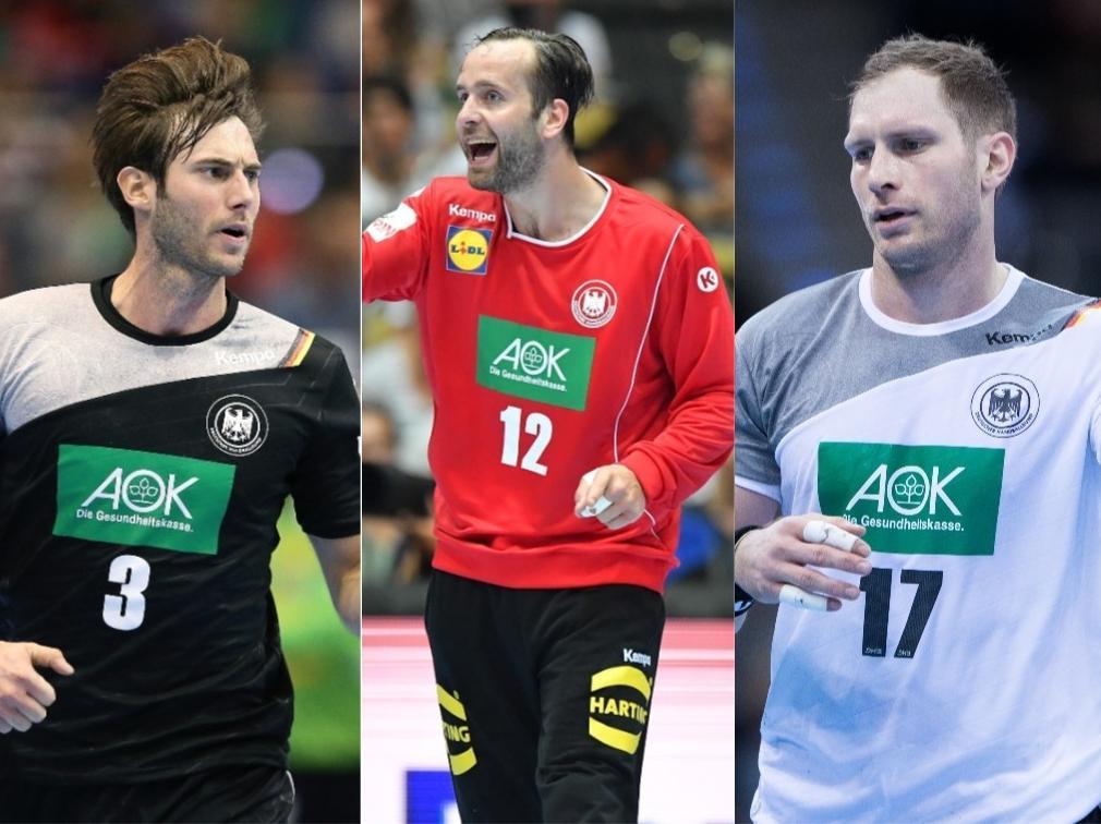 Handball Nationalmannschaft Kader