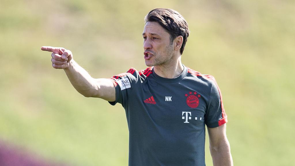 Niko Kovac hat sich zu den Gerüchten rund um den FC Bayern geäußert