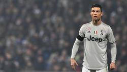 Kostete Juventus Turin viel Geld: Cristiano Ronaldo