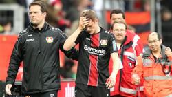 Sven Bender zog sich am vergangenen Spieltag eine Kopfverletzung zu