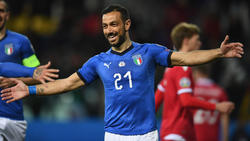 Fabio Quagliarella ist mit 36 immer noch torhungrig