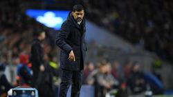Sergio Conceicao ist Trainer beim FC Porto