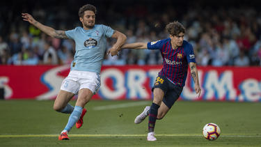 Maxi Gomez und IagoAspas treffen für Celta Vigo
