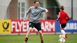 Birgit Prinz ist zurück im DFB-Team