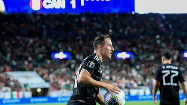 Andrés Guardado glänzte als Doppeltorschütze